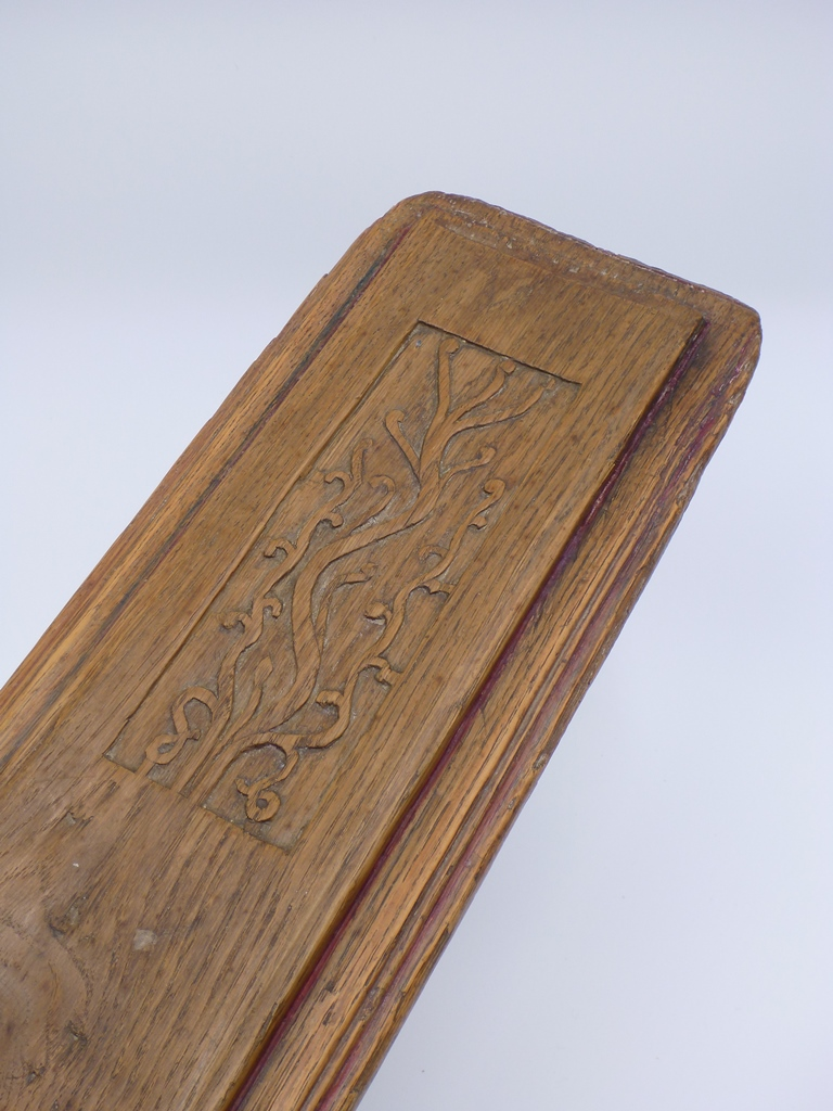 Mangle board from Norway with Tree of Life