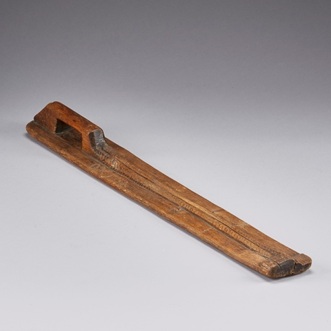 Swedish mangle board dated 'ANNO 1560' (private collection)